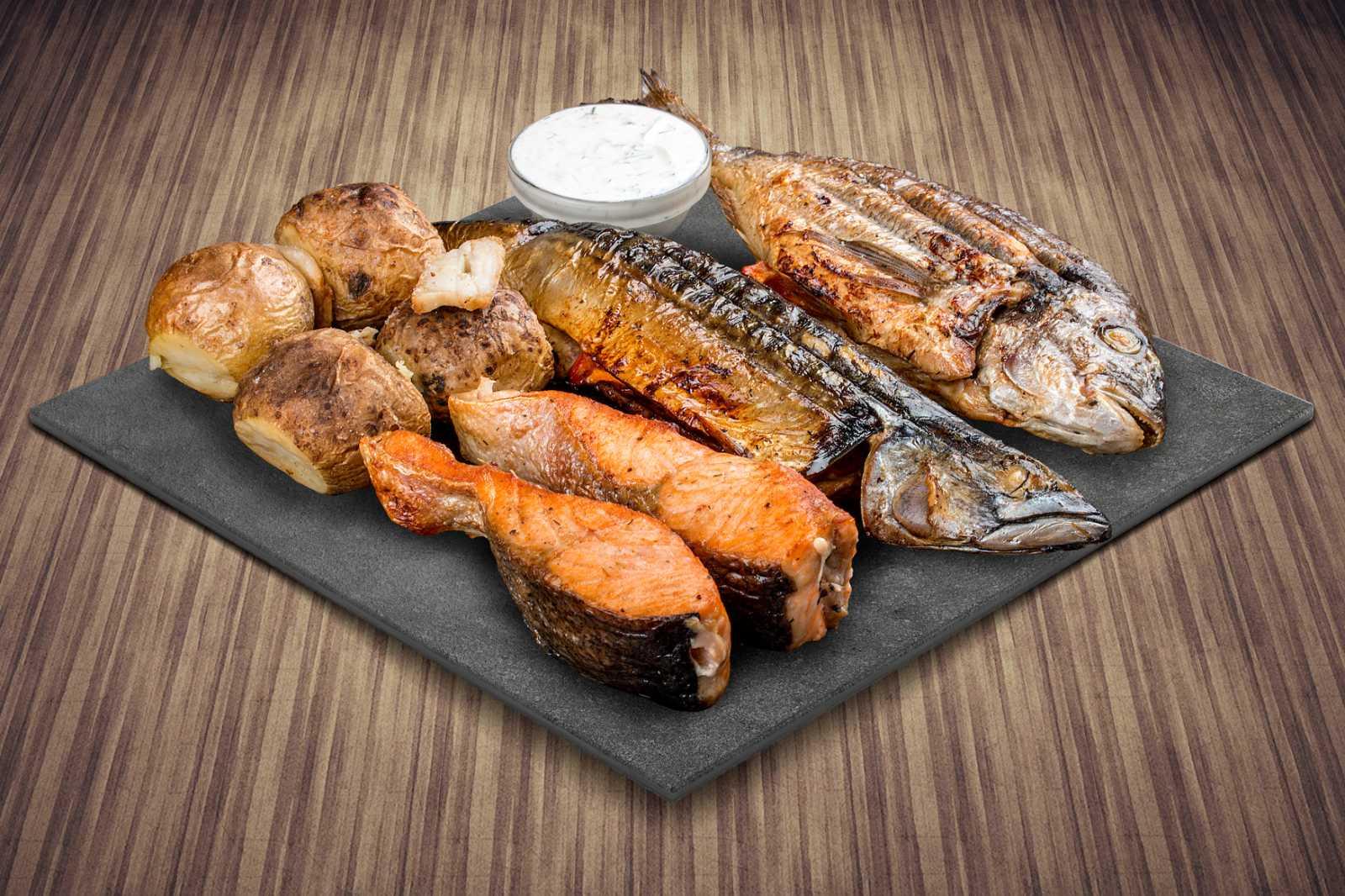 Сет «Рыбный» 1,6 кг.