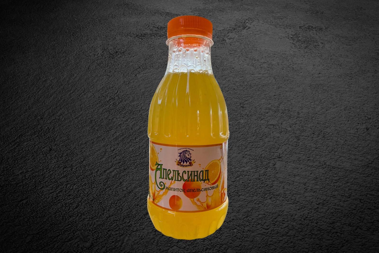 Апельсинад 500мл.
