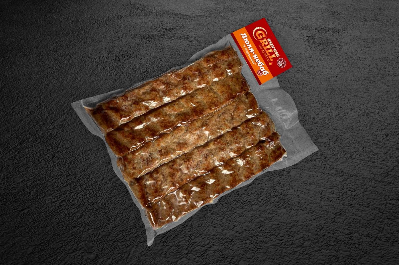 Люля-кебаб из баранины (замороженный) 700 гр.